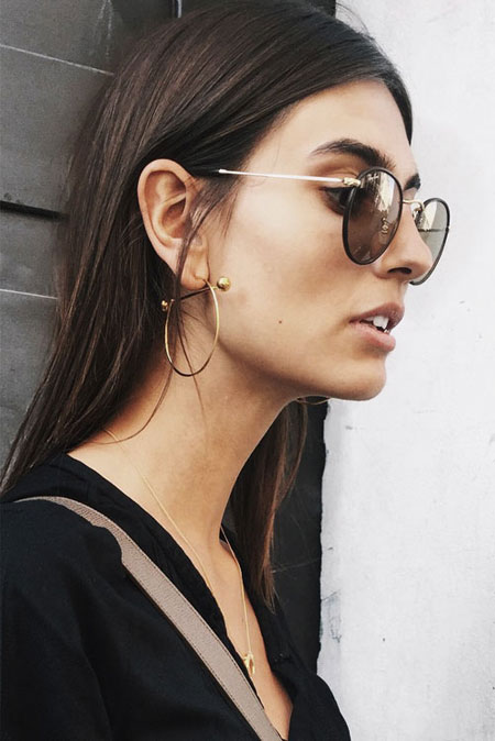 Style Crush - Maria Black Jewelry | Lovika