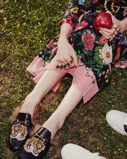LOVIKA | Gucci Shoes Pre-Spring 2017