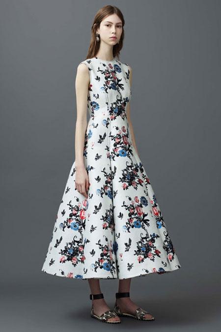 10 Best Designer Dresses from Pre-Spring 2017 Collection | Lovika