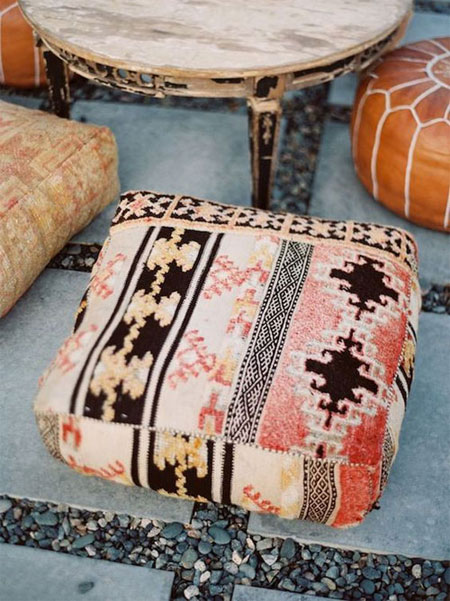 3 Must-Have Decorating Items for Bohemian Interior Design | Lovika