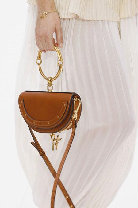Chloe Nile Bags | Lovika #SS17 #Runway