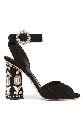cbb5a602c94e Lovika List  Dolce   Gabbana Keira Rose Sandal