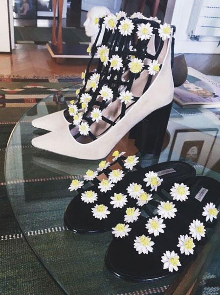 Fabrizio Viti Daisy Shoes | Lovika
