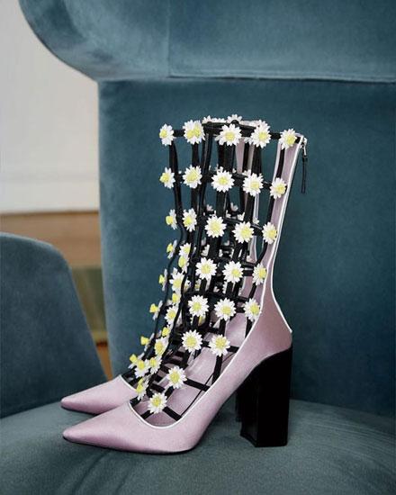 LOVIKA | Style Crush - Fafrizio Viti daisy shoes