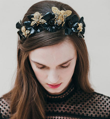 Jennifer Behr Hair Pins & Headbands | Lovika #Accessories