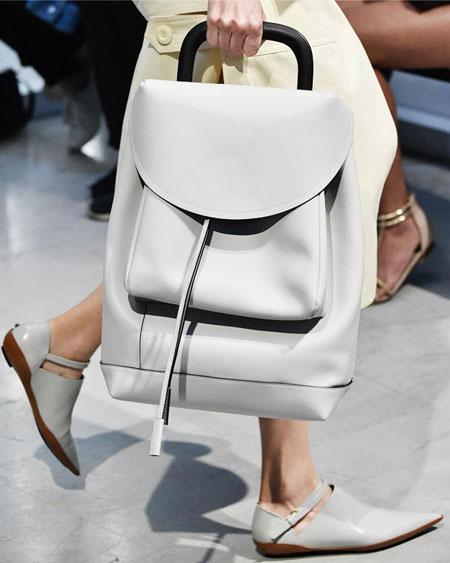 Marni Backpack | Lovika #SS17 #Runway