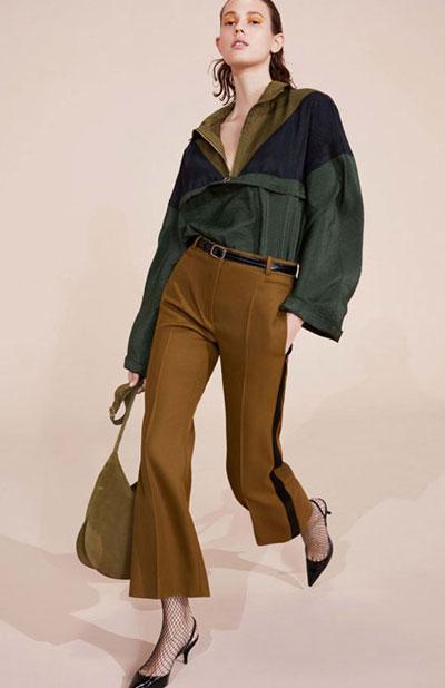 Nina Ricci Pre-Spring 2017 Lookbook | Lovika #Resort #Runway #Collection