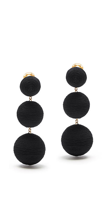 Style Crush - Rebecca de Ravenel Drop Earrings | Lovika