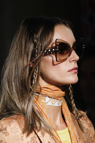 3 Unique Hair Styles You Should Try from Spring-Summer 2017 Runway   Lovika