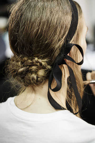 3 Unique Hair Styles You Should Try from Spring-Summer 2017 Runway | Lovika
