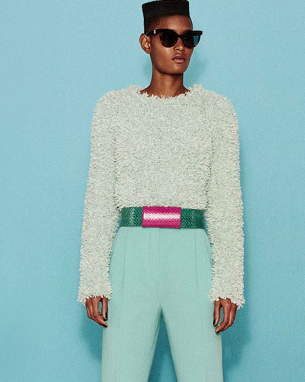 Spring Color Combos | Lovika #Lookbook #Pre-Spring