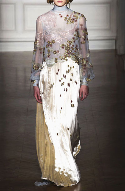85 Stunning Gowns from Spring 2017 Haute Couture   Lovika featuring Valentino