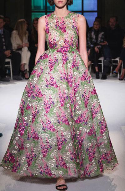 85 Stunning Gowns from Spring 2017 Haute Couture   Lovika featuring Giambattista Valli