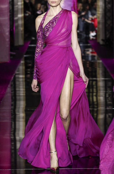 85 Stunning Gowns from Spring 2017 Haute Couture | Lovika Featuring Zuhair Murad