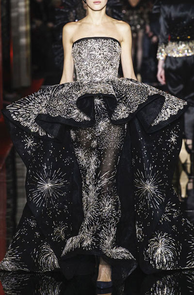 85 Stunning Gowns from Spring 2017 Haute Couture   Lovika Featuring Zuhair Murad