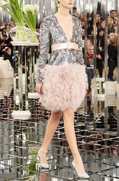 85 Stunning Gowns from Spring 2017 Haute Couture   Lovika featuring Chanel