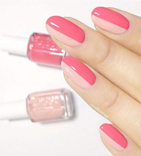 50 Must-Try Nail Art Ideas for Spring | Lovika #simple #pastel #classy