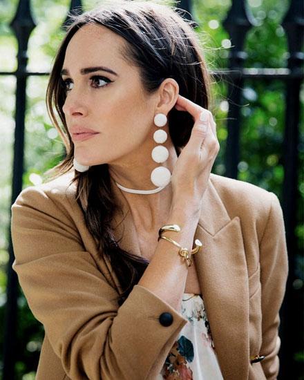 Style Crush: Rebecca de Ravenel Drop Earrings