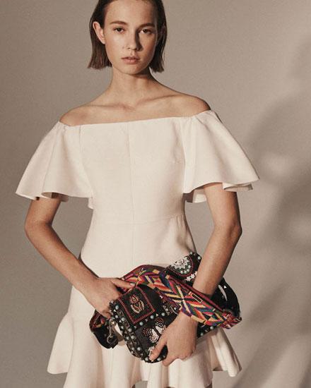 LOVIKA | Valentino fashion editorial lookbook #spring #summer #dresses