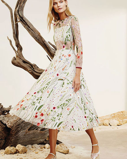 Looks So Good: Alexis Spring Lookbook