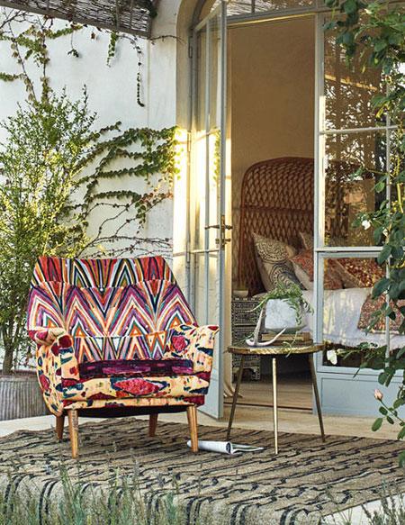 Pretty accent chairs   Lovika #interior #design #decor