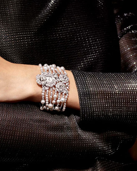Chanel Jeweled Watches | Lovika