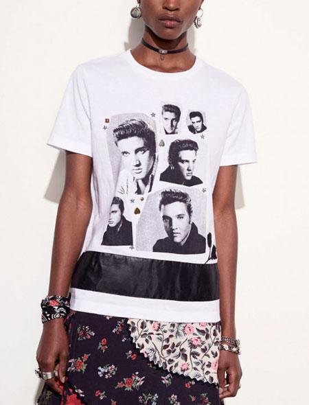 graphic t-shirt | Lovika #coach #trending #tee