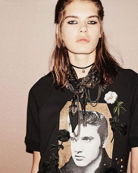 Style Crush - Coach Elvis T-Shirt | Lovika