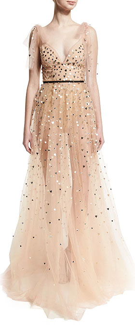 Evening Edit: Sheerly Beautiful | Lovika #Gowns