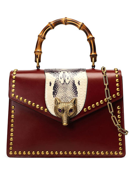 Gucci Bags from Spring-Summer 2017 Collection   Lovika #Dionysus #Sylvie