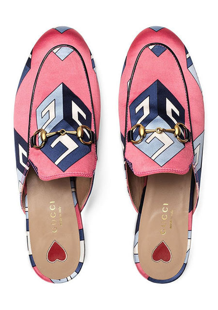 Gucci Shoes from Spring-Summer 2017 Collection | Lovika