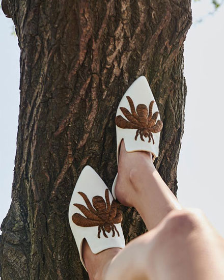 LOVIKA | Style Crush - Sanayi 313 Mule Slides #Shoes #Slippers