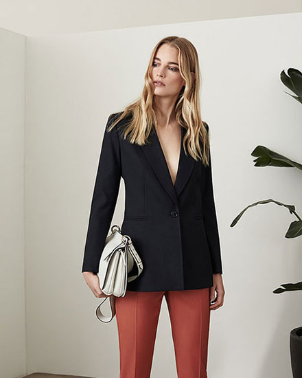 Lookbook: Minimal, Sophisticated | Lovika #Reiss