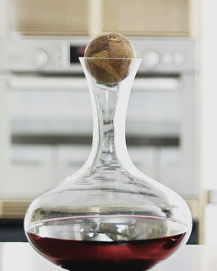 Sagaform Wine Decanter | Lovika