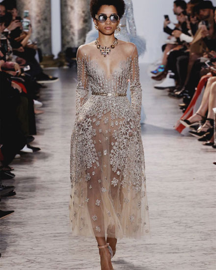 85 Stunning Gowns from Spring 2017 Haute Couture | Lovika #Dresses #Dress