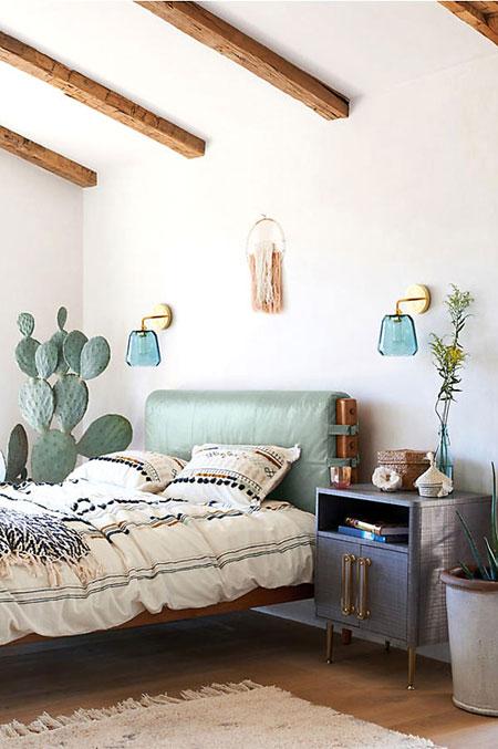 Spring Interior Design & Decor Ideas | Lovika #inspiration #bedroom