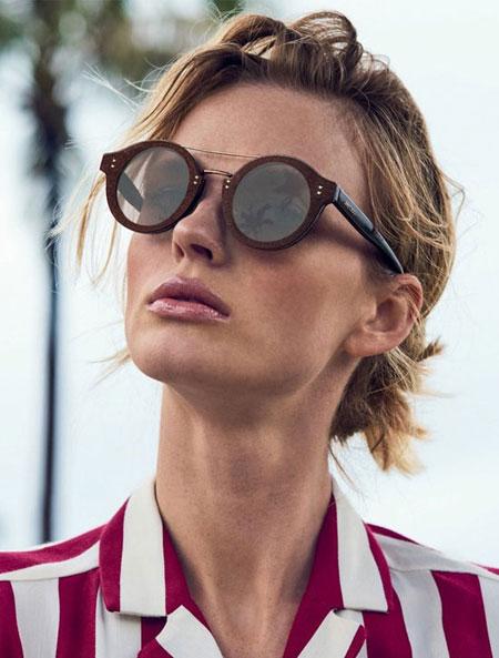 Jimmy Choo Montie sunglasses | Lovika #designer #sunglasses