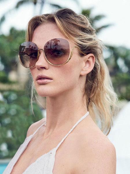 Chloe Milla Butterfly sunglasses | Lovika #designer #sunglasses