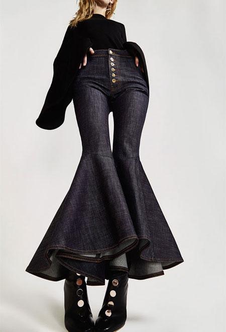 Ellery Flare Jeans | Lovika