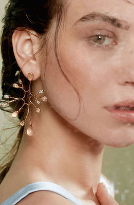 Fernando Jorge Earrings | Lovika