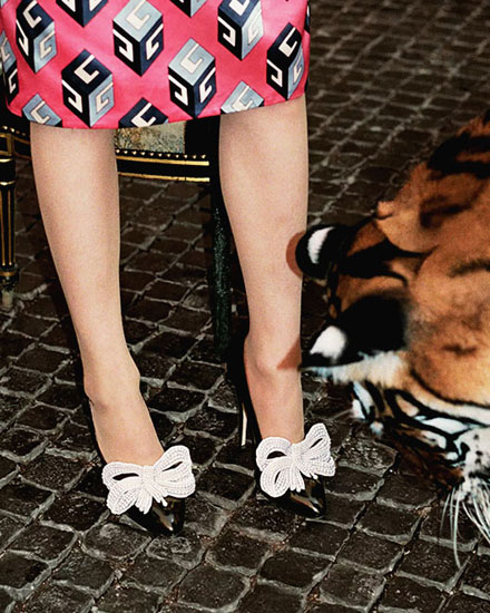 LOVIKA | Gucci shoes from spring-summer collection