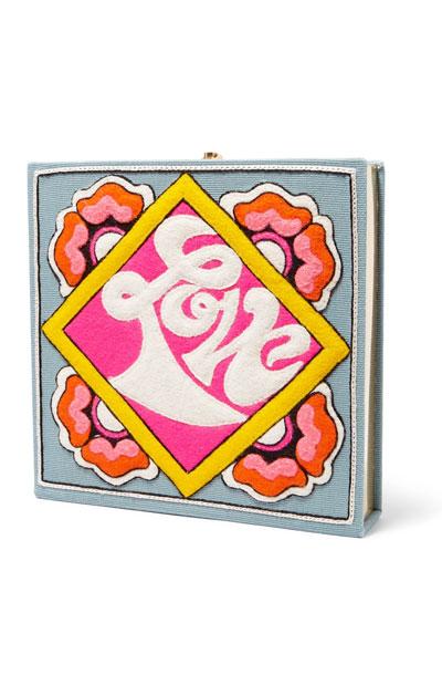 Style Crush: Olympia Le-Tan Book Clutch Bags | Lovika
