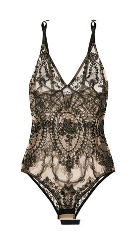 Black lingerie bodysuits | Lovika