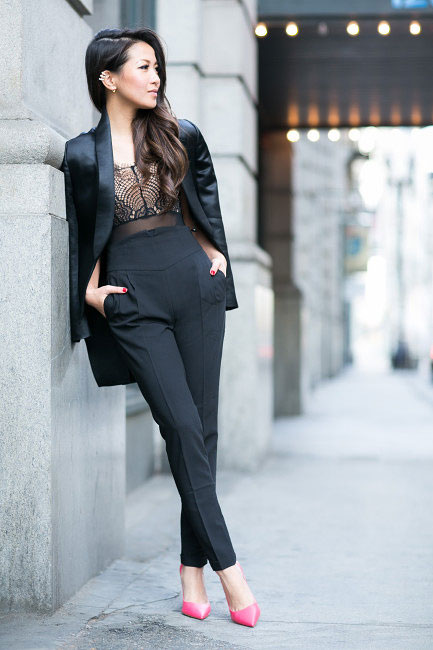 How to wear bodysuit outfit | Lovika #night #summer #lingerie