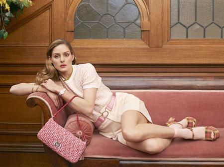 Olivia Palermo   Lovika #lookbook #fashion #editorial