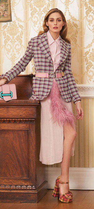 Olivia Palermo | Lovika #lookbook #fashion #editorial