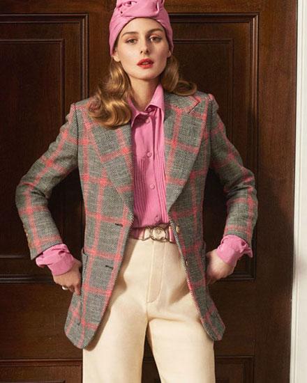Fashion Editorial - Olivia Palermo lookbook | Lovika