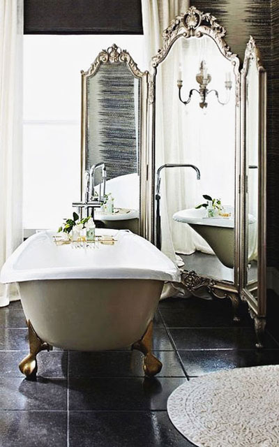 20 Bathrooms you won't mind spending hours in | LOVIKA #interior #design #ideas