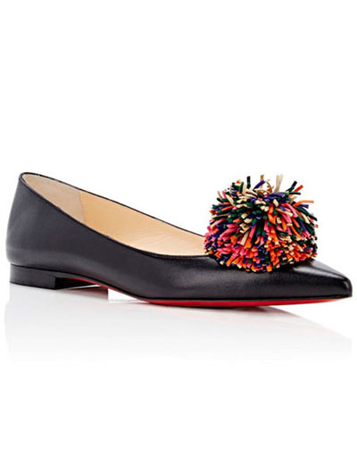 Christian Louboutin pre-fall 2017 shoes | LOVIKA #flats
