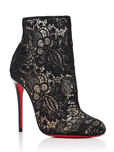 Christian Louboutin pre-fall 2017 ankle boots | LOVIKA #booties